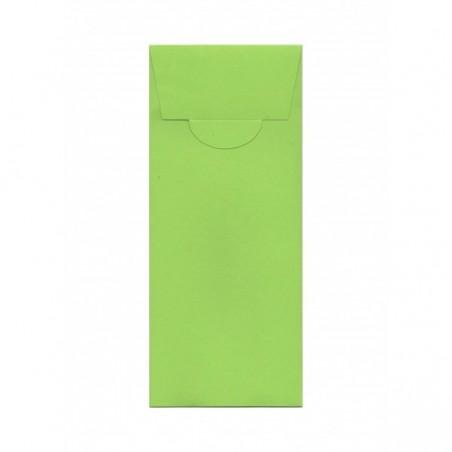 Premium Square Pocketfold Invitation 150 mm, kraft paper