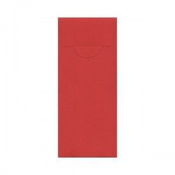Buste di carta design 100x200 mm colore kraft acqua