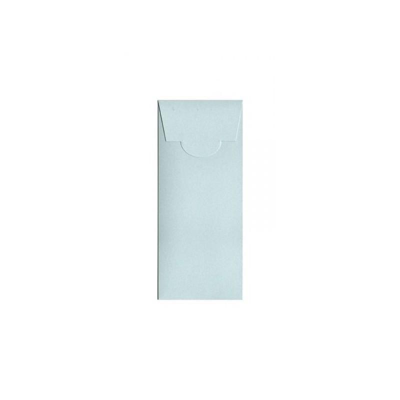 Buste di carta design 100x200 mm colore verde chiaro