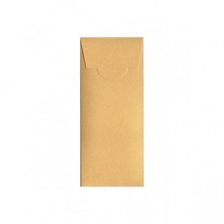 Buste di carta design 100x200 mm colore nero