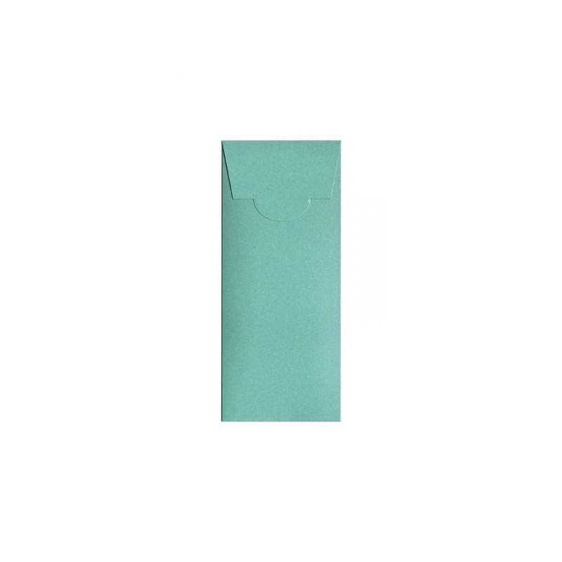 Buste di carta design 100x200 mm colore azzurro