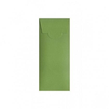 Buste di carta design 170x170 mm colore grigio scuro