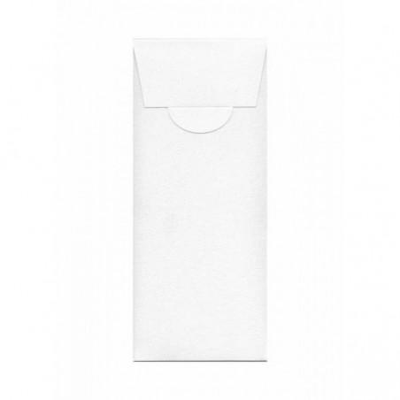 Elegant Square Pocketfold 140 mm, kraft paper