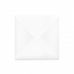 Burgundy matte Exclusive rectangular Wedding Invitation 110x170 mm