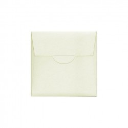 Peacock matte rectangular Wedding Invitation 120X180 mm