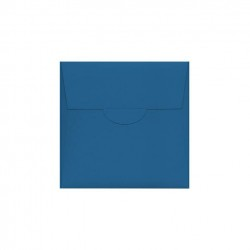 Burgundy matte rectangular Wedding Invitation 120X180 mm