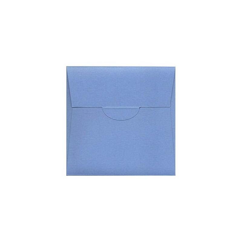 Partecipazione Pocketfold rettangolare colore grigio antracite