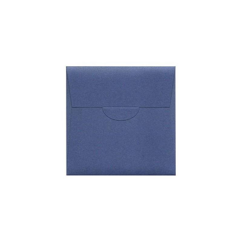 Partecipazione Pocketfold rettangolare colore azalea