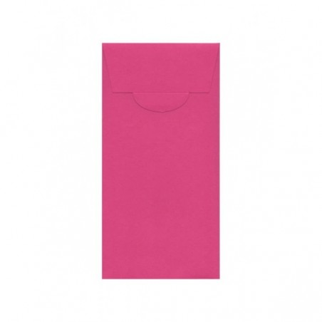 Buste o Invito di Compleanno,Feste,Party pocket, misure 85x200 mm colore avorio brillante