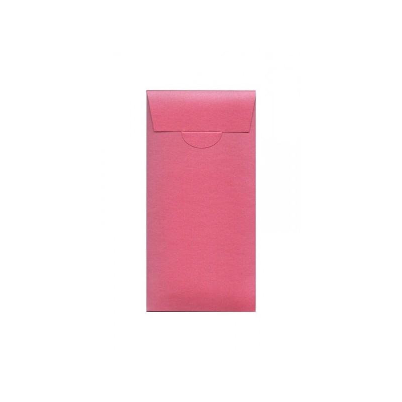 Buste o Invito di Compleanno,Feste,Party pocket, misure 110x220 mm colore pesca