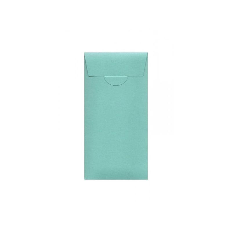 Buste o Invito di Compleanno,Feste,Party pocket, misure 110x220 mm colore bianco crystal