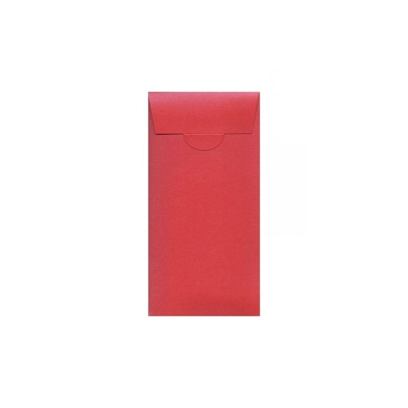 Buste o Invito di Compleanno,Feste,Party pocket, misure 110x220 mm colore tiffany
