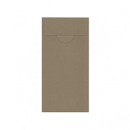 Busta Invito Pocket 110x220 mm grigio scuro antracite