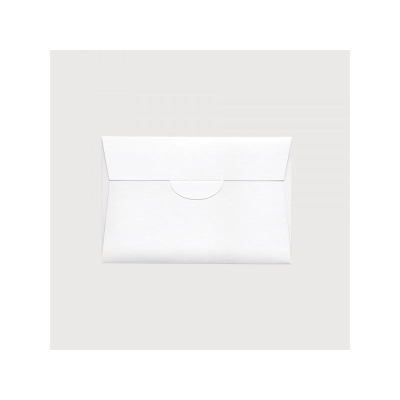 Buste di carta design 100x200 mm colore grigio chiaro